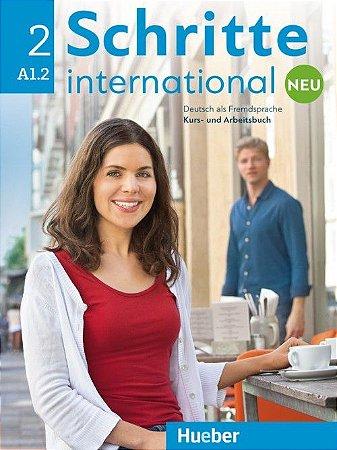 Schritte International Neu 2 - A1/2 (NOVA EDICAO)