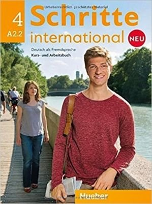 Schritte International Neu 4 - A2/2 (NOVA EDICAO)