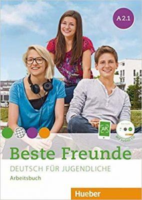 Beste Freunde A2/1 - Arbeitsbuch mit Audio-CD