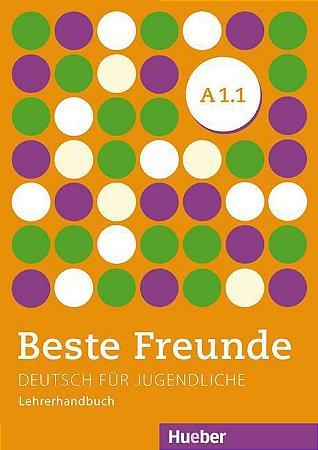 Beste Freunde A1/1 - Lehrerhandbuch