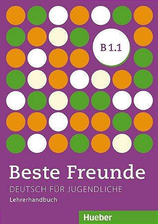 Beste Freunde B1/1 - Lehrerhandbuch