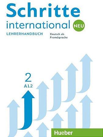 Schritte International Neu 2 - Lehrerhandbuch - A1/2