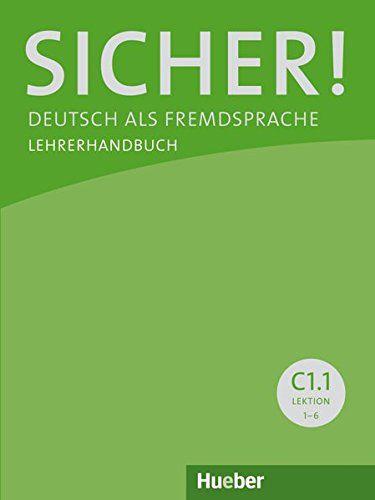 Sicher C1/1 Lehrerhandbuch
