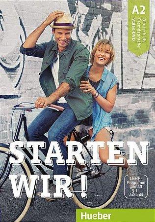 Starten wir! A2 Video-DVD (SOMENTE DVD DO PROFESSOR)