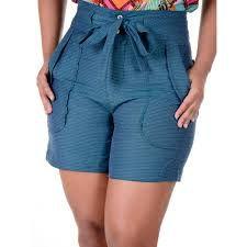 Lavagem bermuda shorts