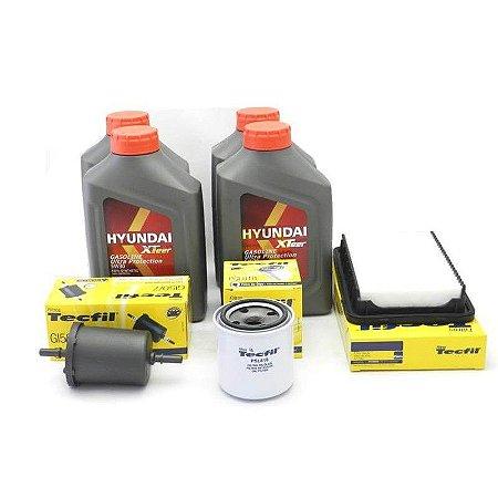 Hb20 1.6 óleo e filtro