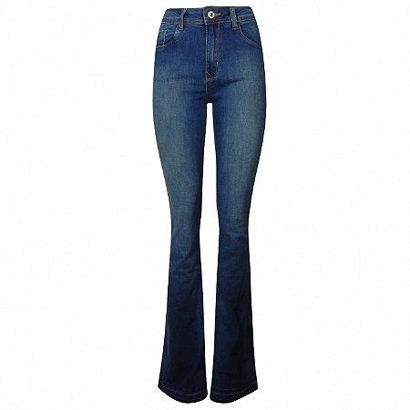 Calça jeans flare malibu lez a lez