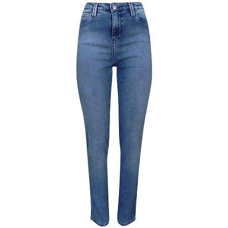 Calça em jeans skinny scalon by ana botafogo