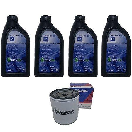 Prisma 1.0 - 1.4 óleo e filtro
