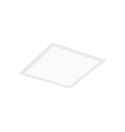 Embutido quadrado acrilico  4xe27 re1232