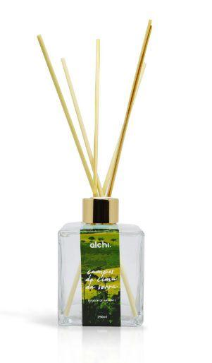 Difusor para Ambientes Jardins Serranos - 250ml Alchi