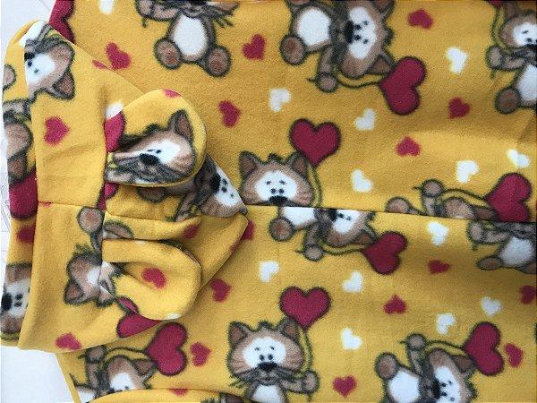 Pijama Macacão Soft