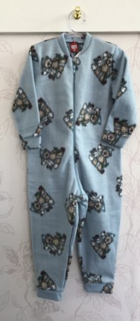 Pijama Macacão Soft Tamanho 4