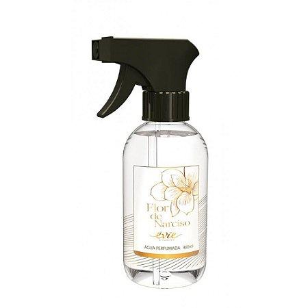 Água Perfumada Flor de Narciso - 380ml Evie D'Parfum