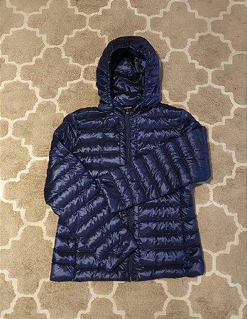 Jaqueta azul denim