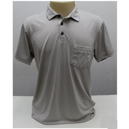 Camiseta Fit Polo Ezutus 19447