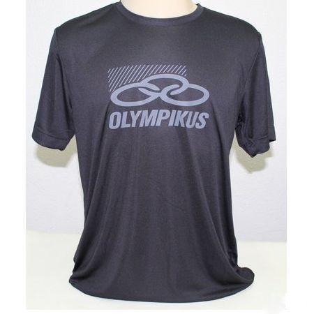 Camiseta Manga Curta Dry Action Olympikus OBMWT 20614
