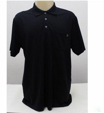 Camiseta Polo com bolso Rudély