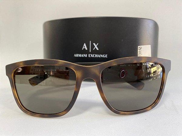 Óculos Solar Marrom Armani Exchange