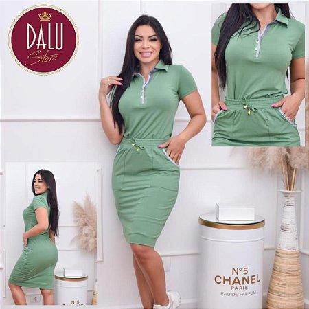 Conjunto Polo - Dalu