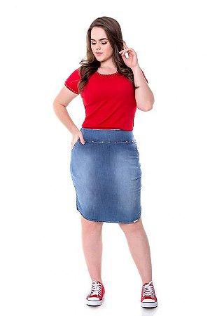 Saia jeans - Hadaza