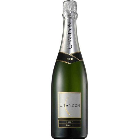 CHAMPAGNE CHANDON RICHE DEMI-SEC 750ML