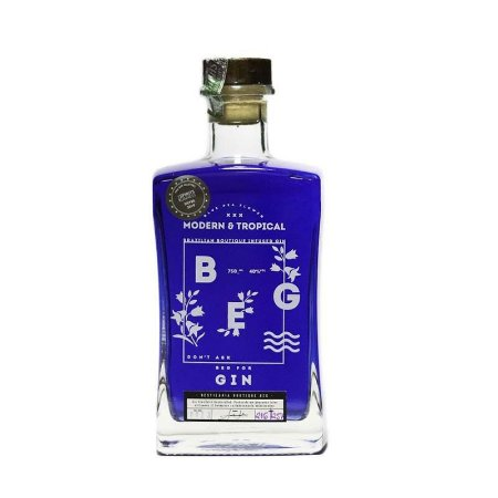 GIN BEG MORDEN & TROPICAL 750ML