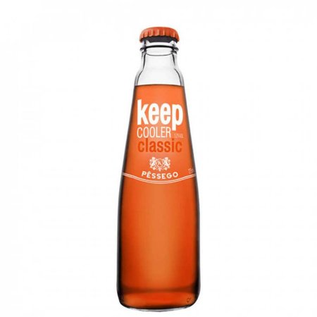 KEEP COOLER PESSEGO 275ML