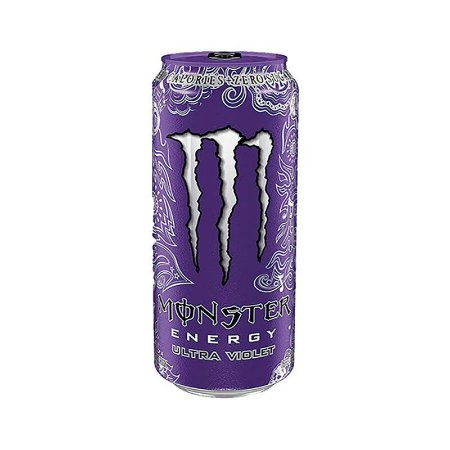 ENERGETICO MONSTER ULTRA VIOLET 473ML