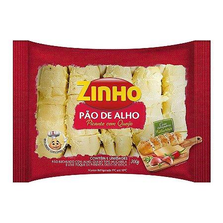 PAO DE ALHO PICANTE ZINHO 300G