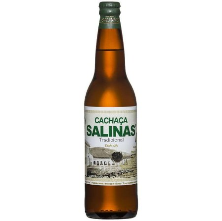 CACHACA SALINAS TRADICIONAL 600 ML