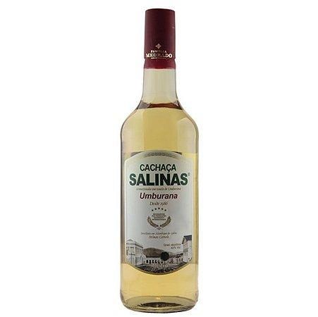 CACHACA SALINAS UMBURANA 1 L