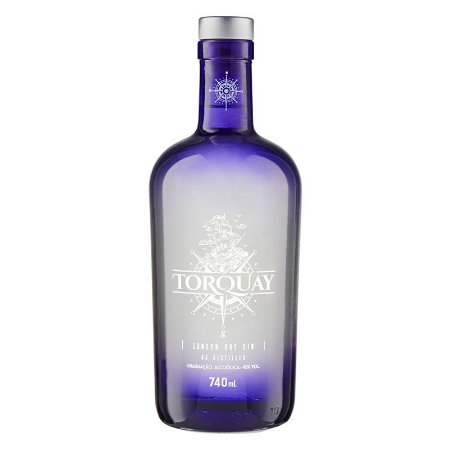 GIN TORQUAY STRAWBERRY 750 ML