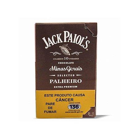 CIGARRO DE PALHA JACK PAIOLS CHOCOLATE