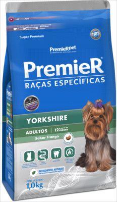 Premier Pet Raças Específicas Yorkshire Adulto 2,5kg