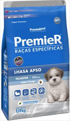 Premier Pet para Cães Filhotes de Raças Específicas Lhasa Apso 2,5kg
