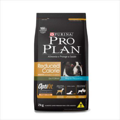 Ração Pro Plan para Cachorros  Redução de Calorias Raças Pequenas - 15kg