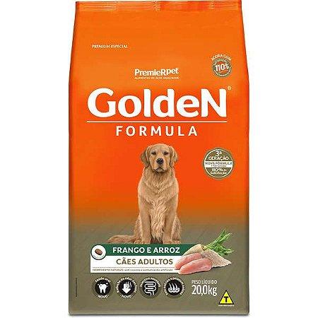 Golden Formula Cães Adulto Frango 20Kg