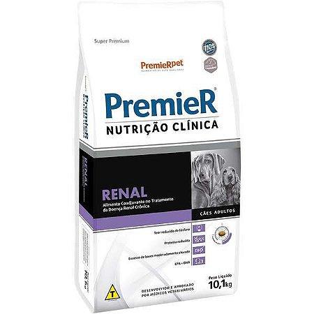 Premier Nutrição Clínica para Cães Renal 10 Kg