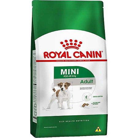 Royal Canin Mini Adult para Cães Adultos de Raças Pequenas com 10 Meses ou mais de Idade 1KG