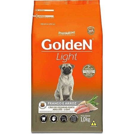 Golden Formula Cães Adulto Light Mini Bits 1Kg