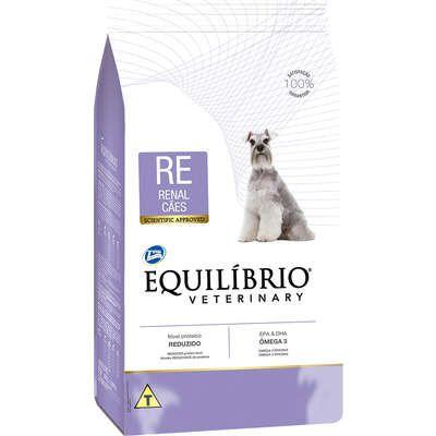 EQUILÍBRIO VETERINARY DOG RENAL 2KG