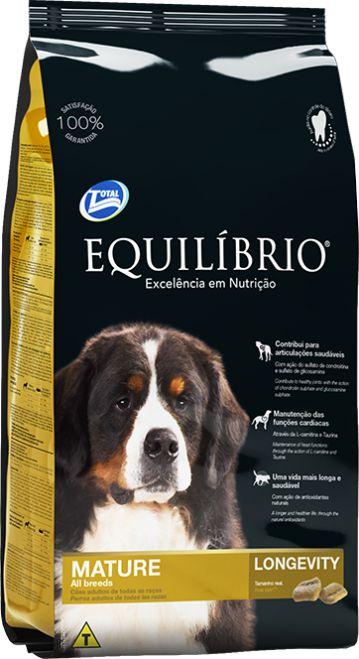 EQUILÍBRIO CÃES MATURE 2KG
