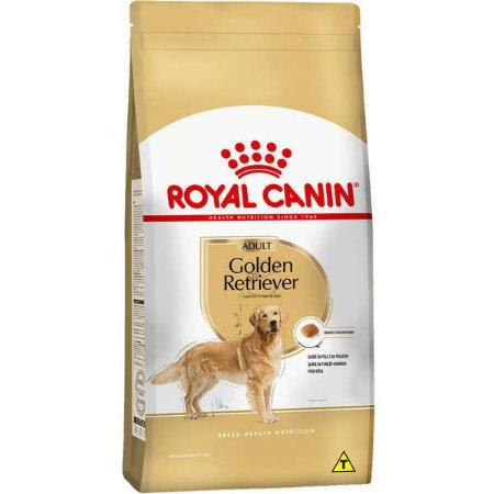 Royal Canin para Cães Adultos da Raça Golden Retriever 12KG