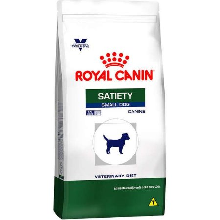 Royal Canin Cães Satiety Small Dog 1,5Kg