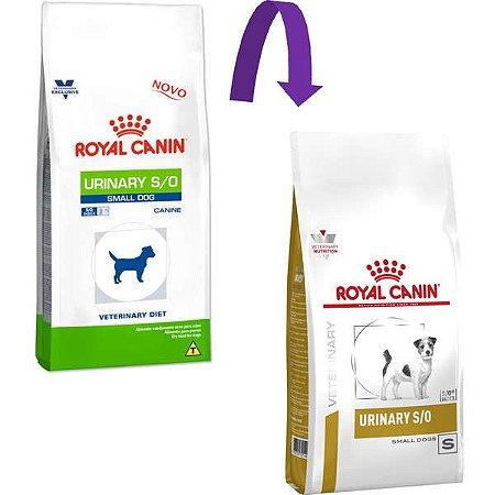 Royal Canin Cães Urinary Small Dog 2Kg