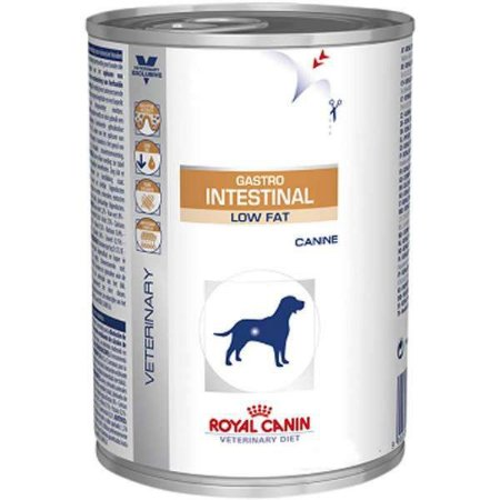 Royal Canin Cães Gastro Intestinal Low Fat Wet Lata 410GR