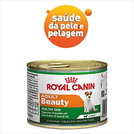 Royal Canin Cães Mini Adulto Beauty Wet Lata 195GR