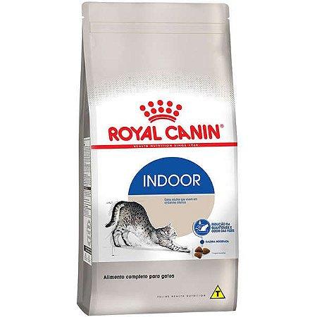 Royal Canin Gatos FHN Adultos Indoor 400Gr
