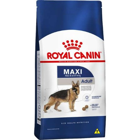 Royal Canin Cães Maxi Adulto 15Kg